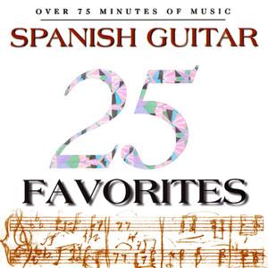 25 Spanish Guitar Favorites