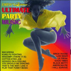 Ultimate Dance Party Favorites album