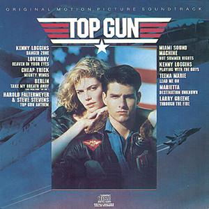 TOP GUN/SOUNDTRACK Albumcover