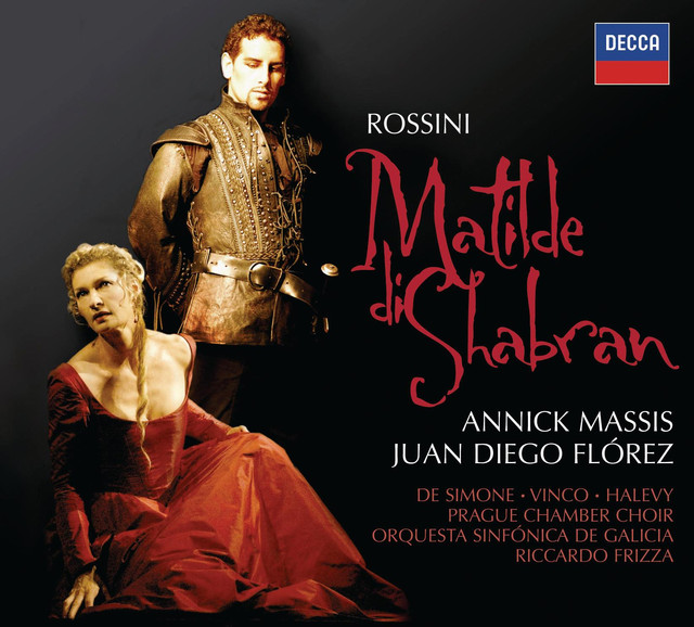 Rossini: Matilde di Shabran (3 CDs - US Version)