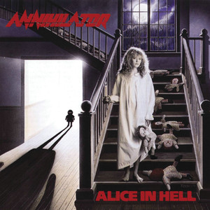 Annihilator Alison Hell cover