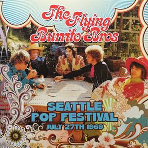 Seattle Pop Festival, July 27th 1969 (Remastered Live Version) album