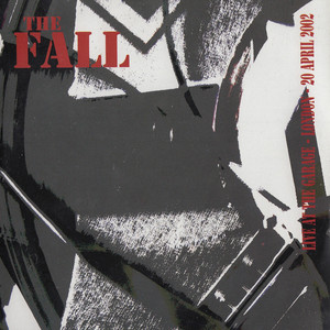 Live at the Garage - 2002 album