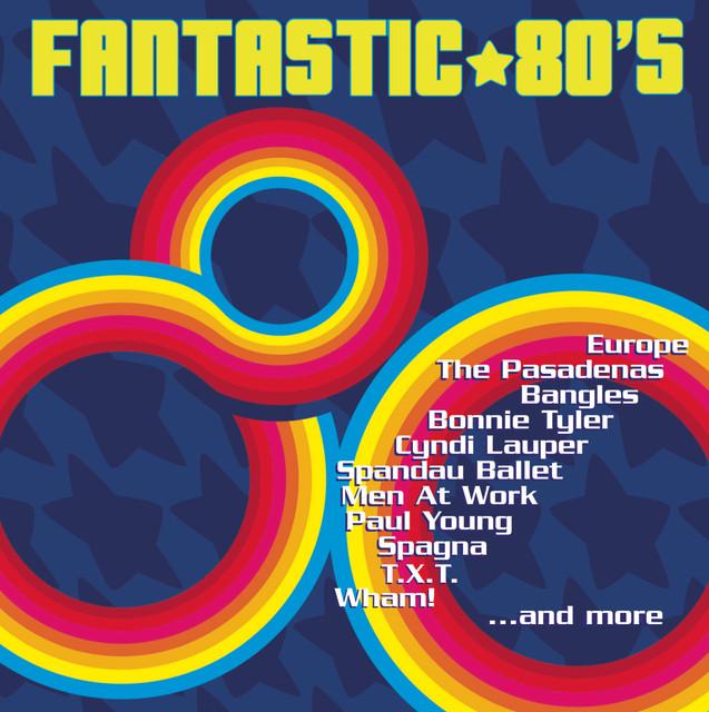 Various Artists Fantastic 80's album cover