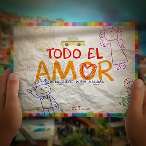 Todo El Amor (feat. Maluma & Wisin) Albümü