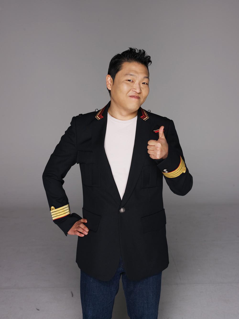 Psy On Spotify