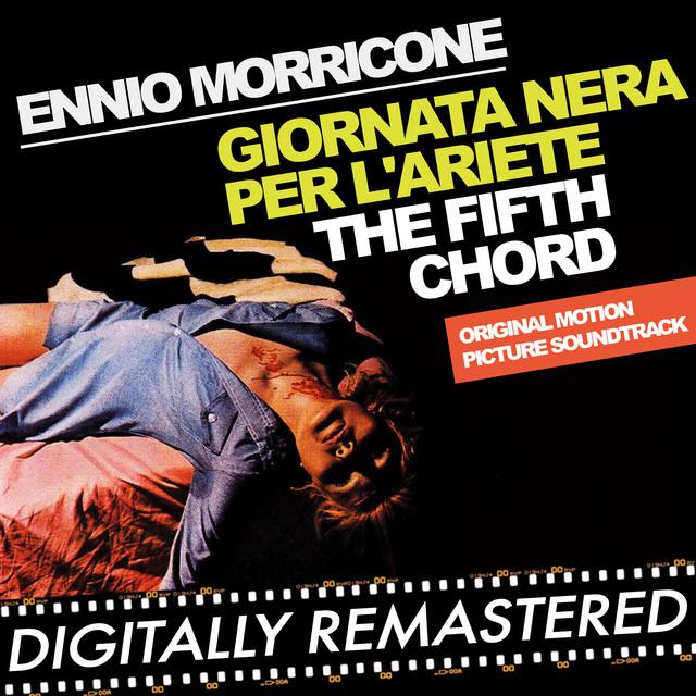 Giornata nera per l'ariete - The Fifth Cord (Original Motion Picture Soundtrack) Albumcover