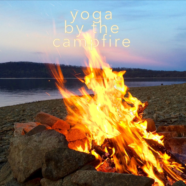 Album cover for Yoga By The Campfire by Lookout Theroux
