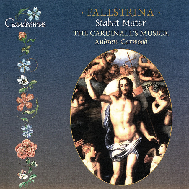 Palestrina: Stabat Mater; Magnificat tertii toni Albumcover