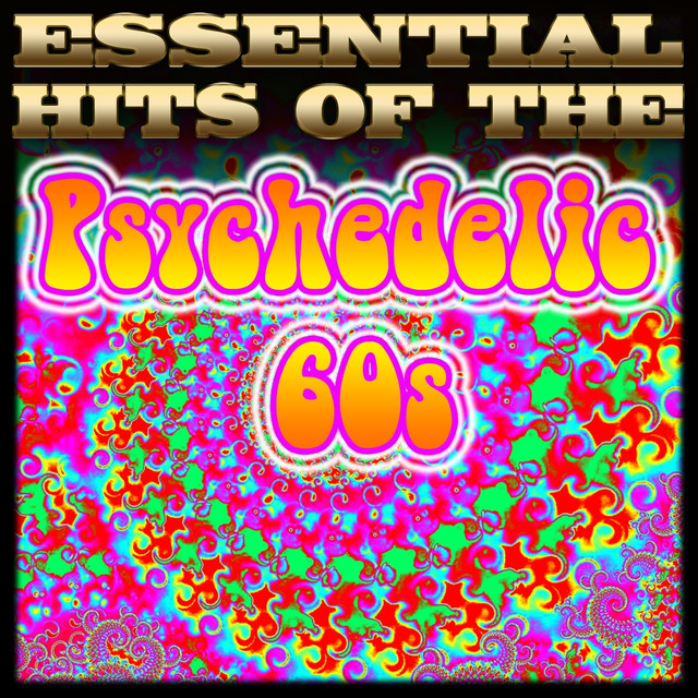 Essential Psychedelic 60s Hits Albumcover