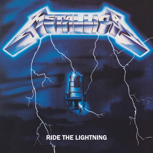 Ride The Lightning Albumcover