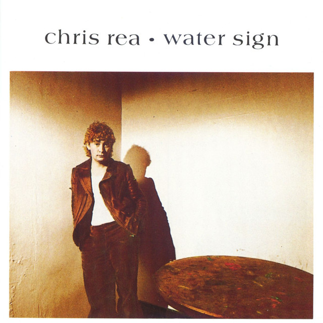 Chris Rea Water Sign album cover