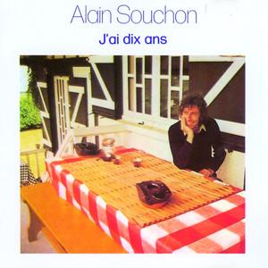 Alain Souchon L'Amour cover