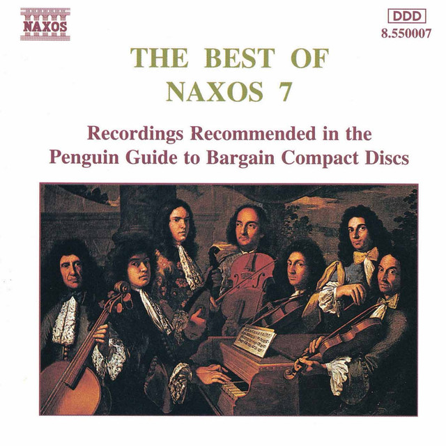 Best Of Naxos 7