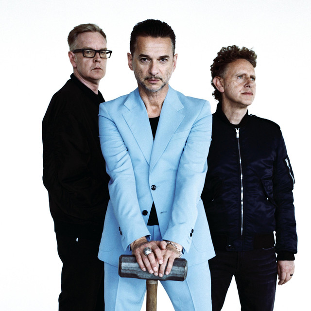 mode depeche depechemode artist concert germania amphitheater insurance electronic