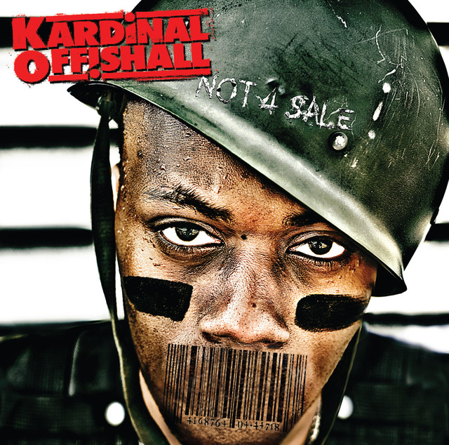 Kardinal Offishall Not 4 Sale (International Version) album cover