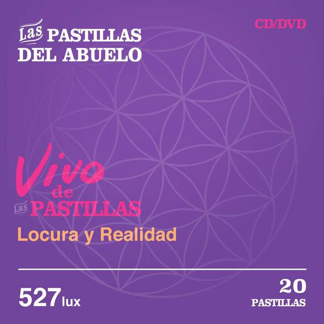 Vivo De Pastillas: Locura Y Realidad (Live In Buenos Aires / 2016)