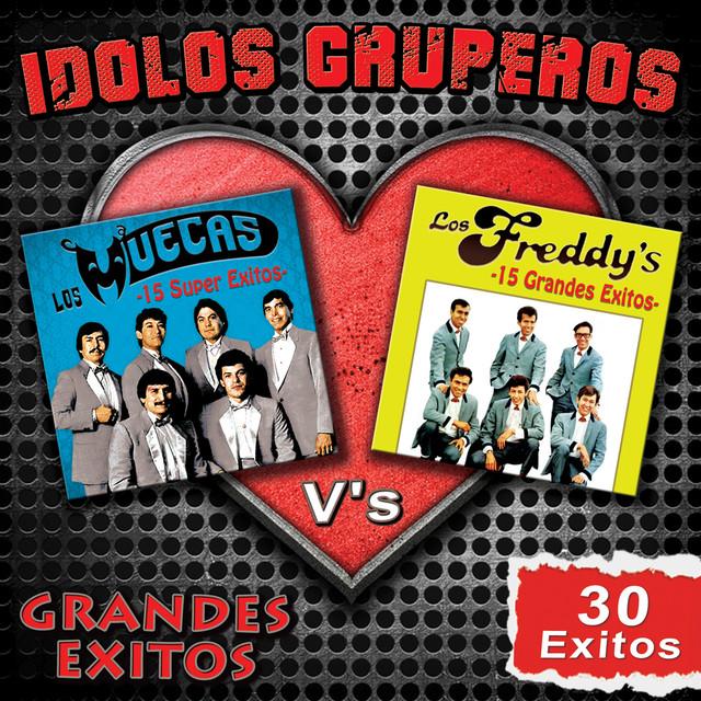 "Idolos Gruperos ""30 Grandes Exitos"""