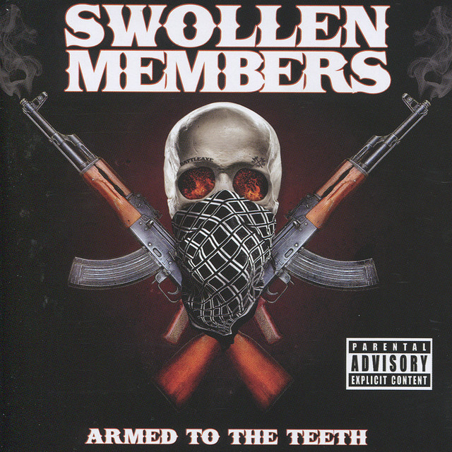 Armed To The Teeth