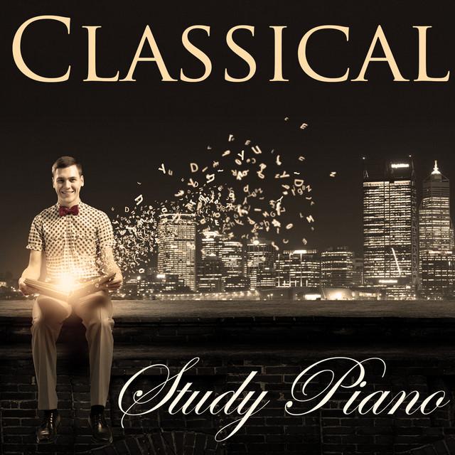Classical Study Piano Albumcover