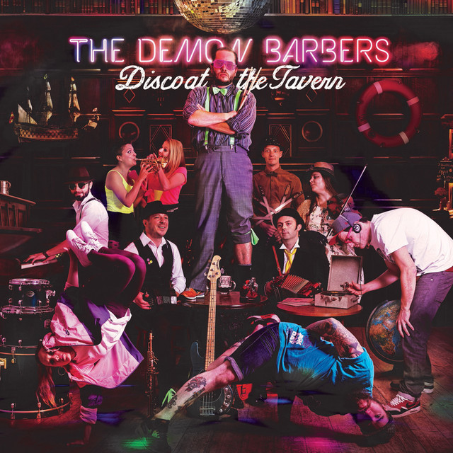 The Demon Barbers upcoming events