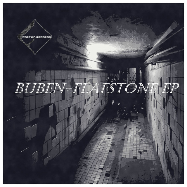 Album cover for Flafstone EP by Buben