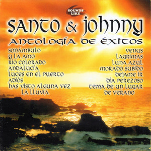 Santo y Johnny Antologia de Exitos album