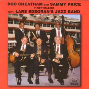 Doc Cheatham and Sammy Price in New Orleans album