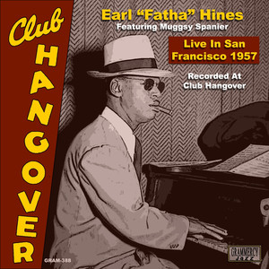 Louis Armstrong, Earl Hines My Monday Date cover