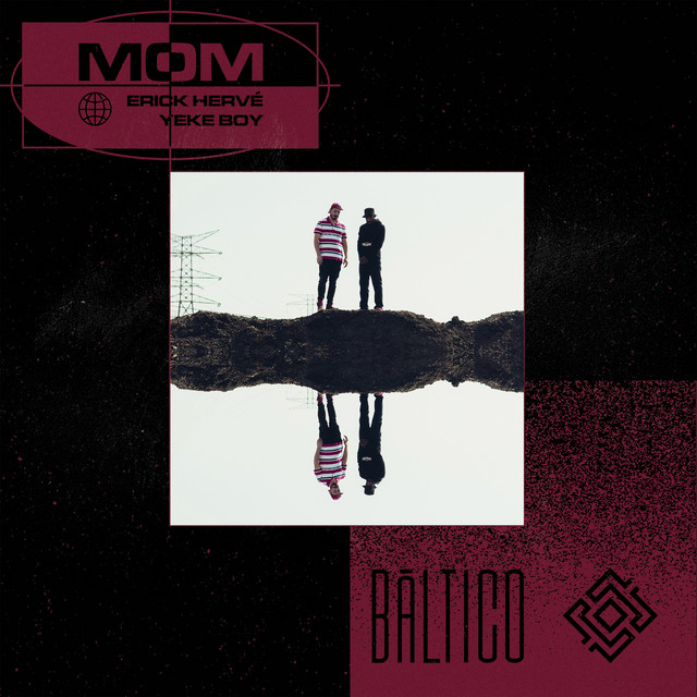 Album cover for Báltico by Erick Hervé, Yeke Boy