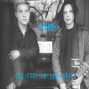 One Foot In The Grave Albumcover
