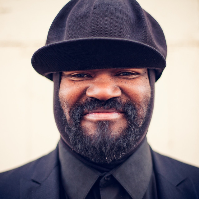 Gregory Porter, Kem Holding On cover