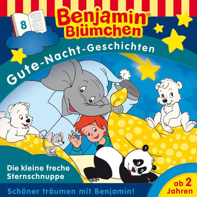 Gute Nacht Geschichten - Folge 8: Die kleine freche Sternschnuppe Cover