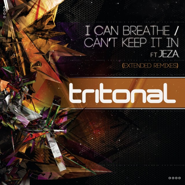 I Can Breathe / Can't Keep It In (Extended Remixes)