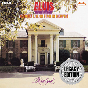 Elvis Recorded Live on Stage in Memphis (Legacy Edition) Albumcover