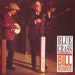 Bill Monroe Live and Let Live cover