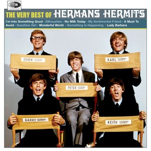 The Very Best Of Herman's Hermits Albumcover