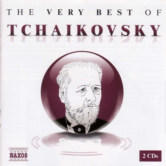 Tchaikovsky (The Very Best Of) Albumcover