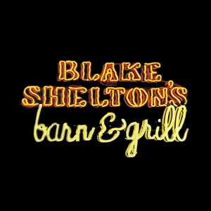 Blake Shelton's Barn And Grill Albumcover