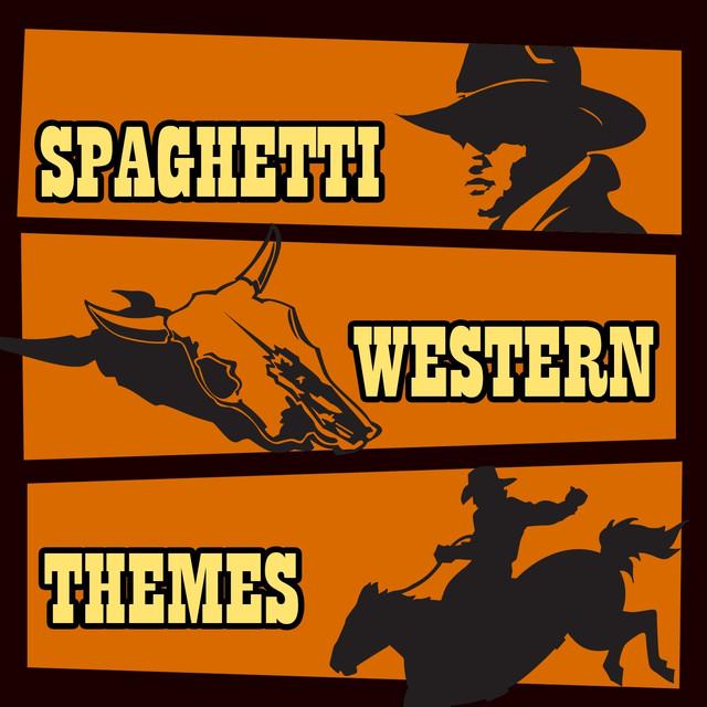 Spaghetti Western Themes Albumcover