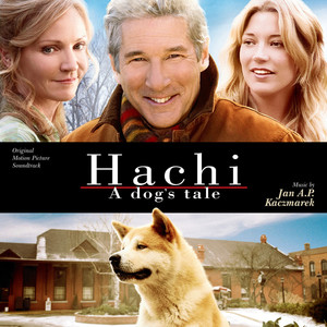 Hachi: A Dog's Tale Albumcover