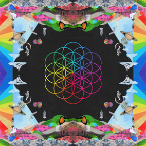 Coldplay Up&Up cover