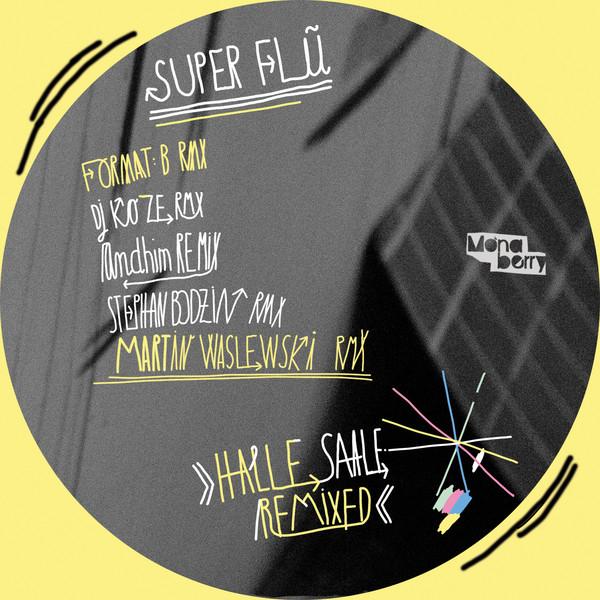 Halle Saale Remixed