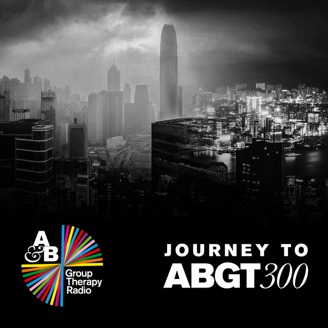 Album cover for Journey To ABGT300 by Above & Beyond