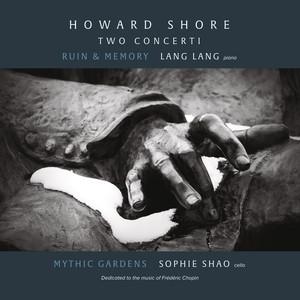 Howard Shore: Two Concerti album