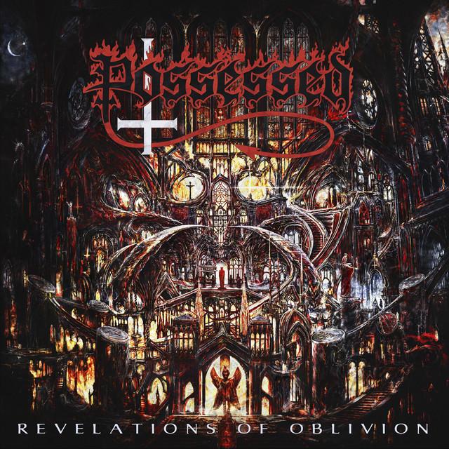 Album cover for Revelations of Oblivion by Possessed