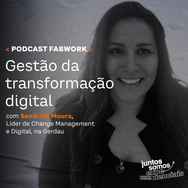 Thumbnail do episodio Gestão da transformação digital