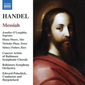 Handel: Messiah, HWV 56 (Ed. W. Shaw) Albümü