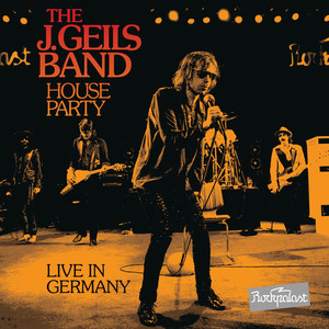 House Party Live in Germany (Live in Germany 1979) album