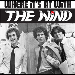 Where It's At With the Wind Albumcover